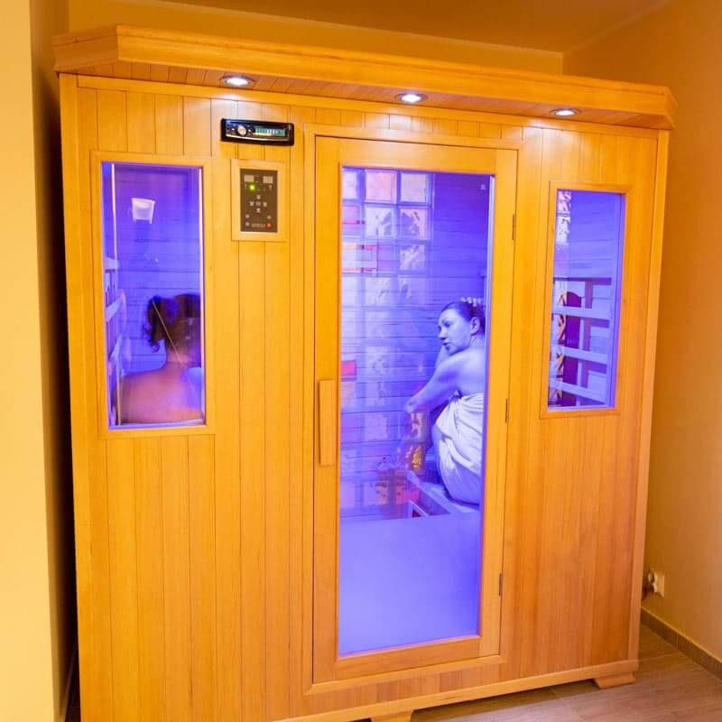 Willa Grażyna Ustroń - sauna, mini spa